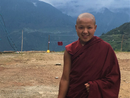 Profiles from Nepal: Thupten Dheden
