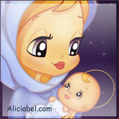 Mary & Jesus