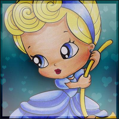 Cinderella Sweeping