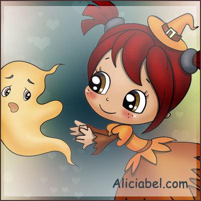 My Little Ghost