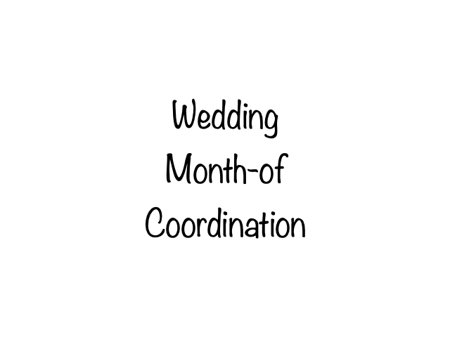 Month-of Coordination