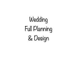 Full Planning & Design