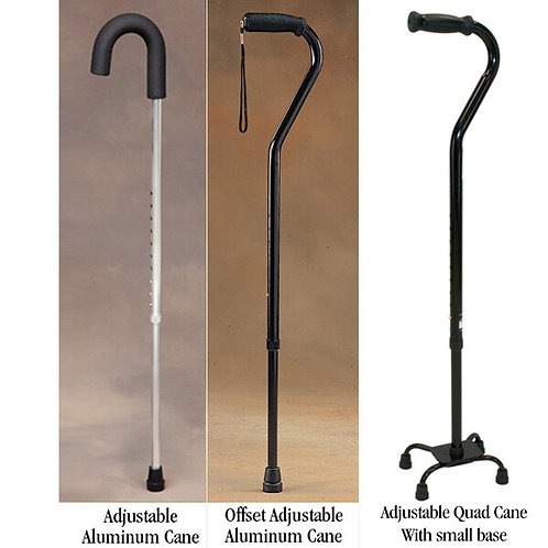 Adjustable Canes