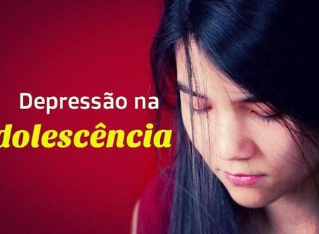 """""""Depressão na adolescência"""""""