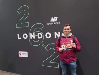 Marathon Journey for Ben