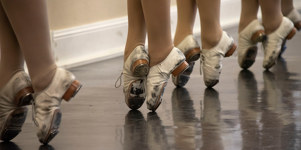 Masters Clogging & Power Tap Intensive (8yrs & Up)
