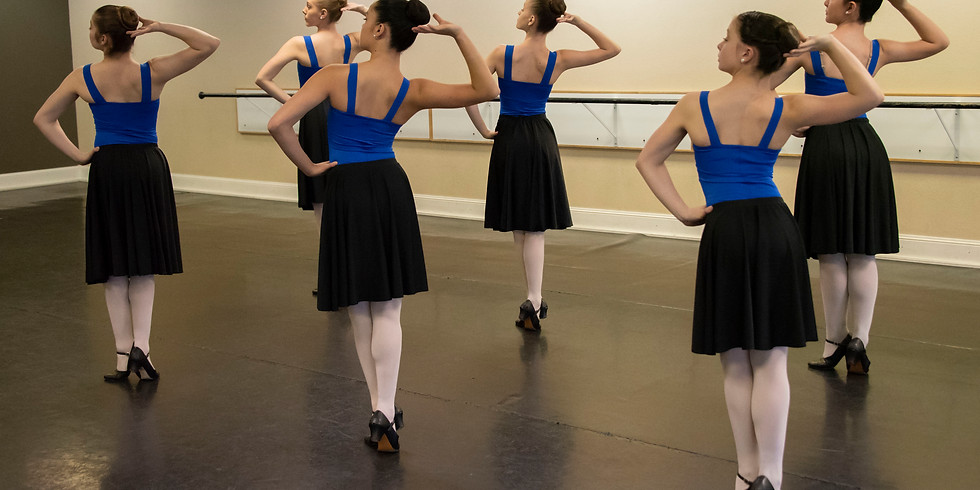 Ballet Character Intensive - Two Part Workshop (Saturday, March 6th & 13th)