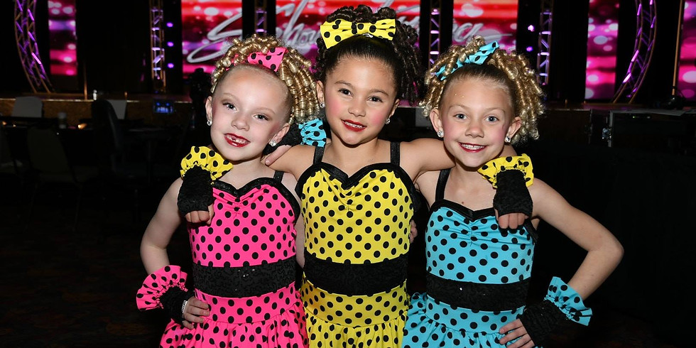 Preschool, Combo & Rising Stars Competition Auditions (Friday, August 13th)