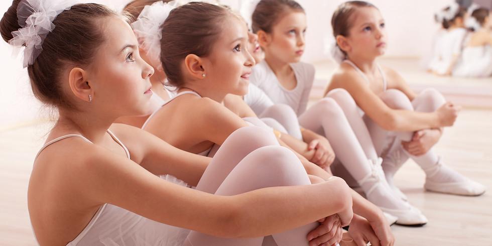 Tutu Cute Ballet Camp (3-7yrs)
