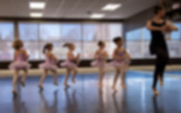Kids & Toddlers Dance Classes, Northern Colorado