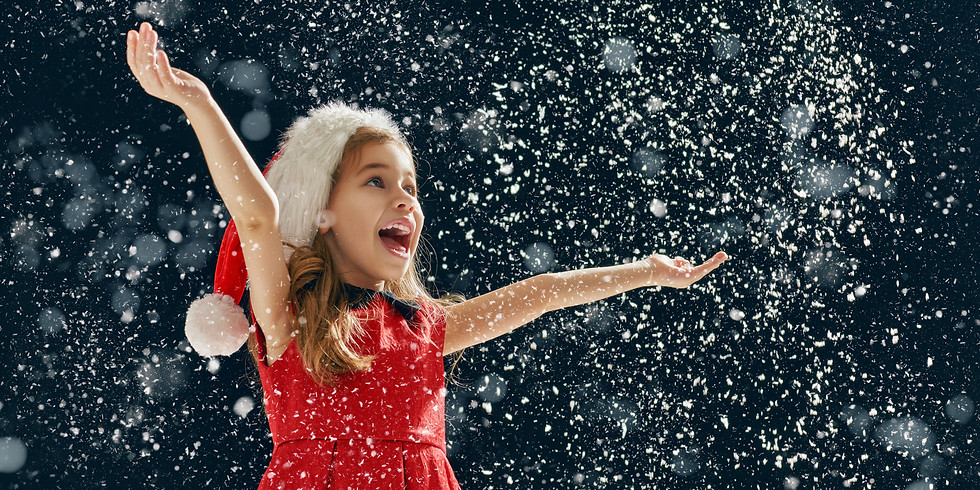 Holiday Magic Dance Camp (Ages 3-7yrs)