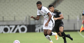 Derrota deixa Corinthians na zona do rebaixamento
