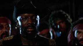 "BAD GUYS WE LOVE: Isaac Hayes as ""The Duke of New York"""