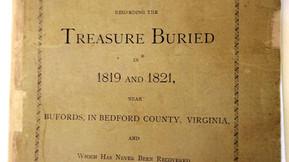 Buried Treasure Part I