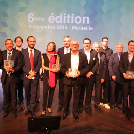 Lauréats de la 6e édition du PIE Med
