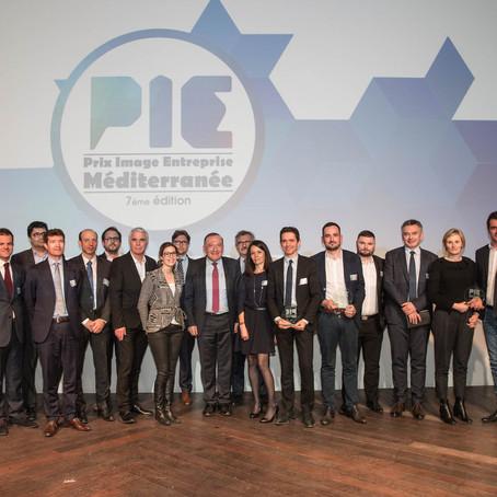 Lauréats de la 7e édition du PIE Med
