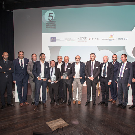 Lauréats de 2015 du PIE Méditerranée