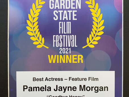 Oh What a Night at the 2021 GARDEN STATE FILM FESTIVAL!