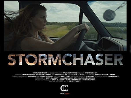 A Storm is Brewing in STORMCHASER