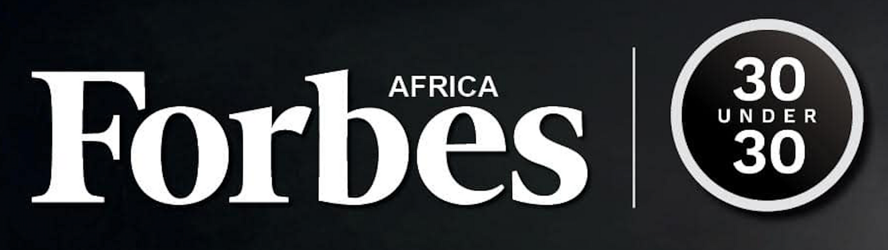 Forbes Africa 30 Under 30