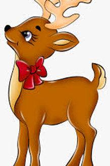 Reindeer Voucher