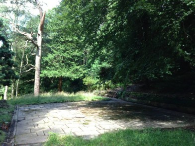 The rediscovered patio