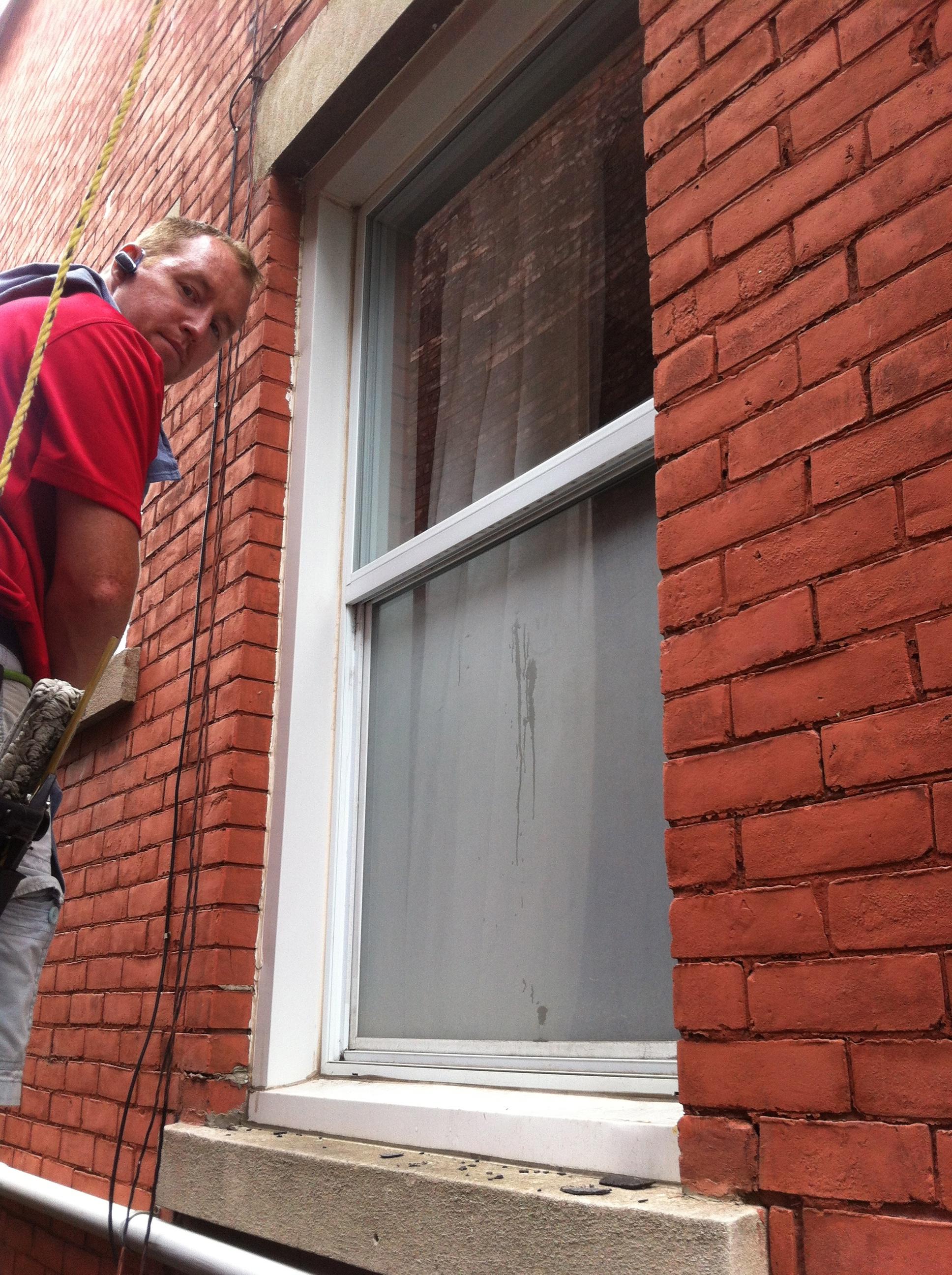 Kelly window cleaning