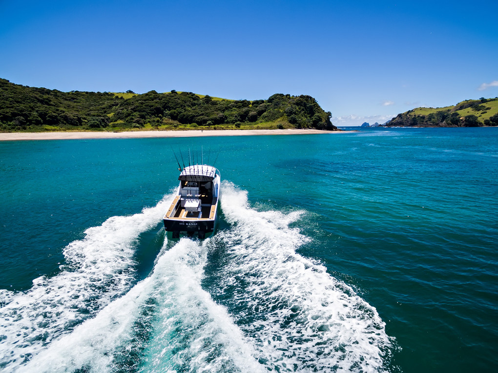 ITI RANGI FISHING & SIGHT-SEEING CHARTERS