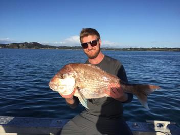 SPOT X FISHING CHARTER