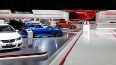 Honda International Motor Shows
