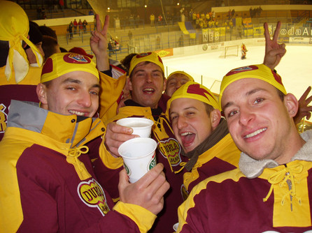 EISHOCKEY-FEELING IN JIHLAVA
