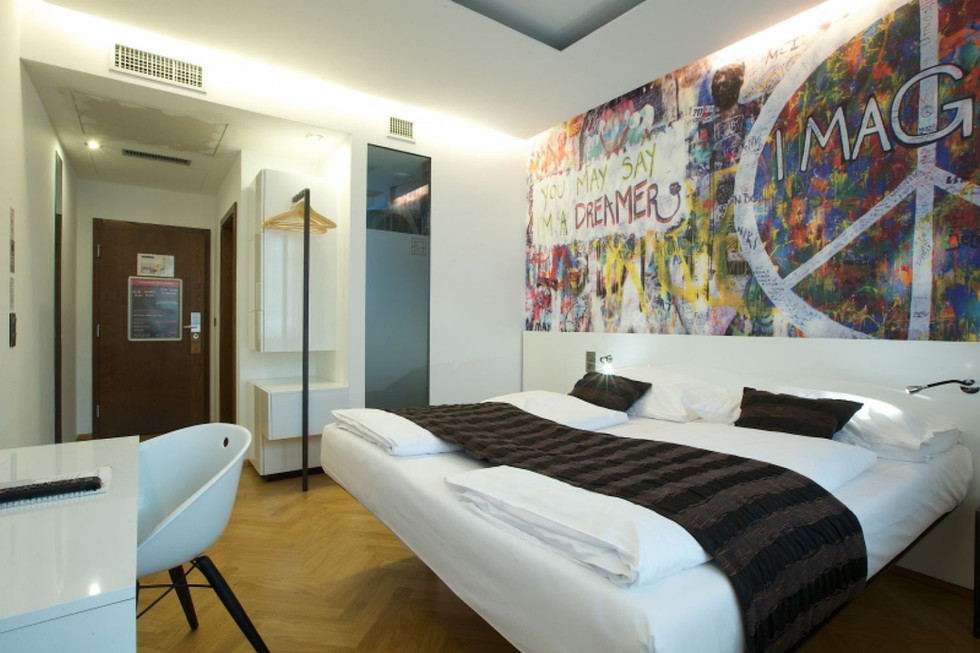 MOSAICHOUSE HOTEL, PRAG