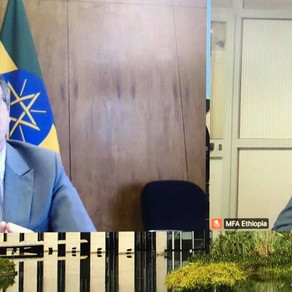 #Ethiopia and #Brazil hold Second Political Consultation
