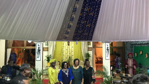 Ambassador's farewell in Brasilia