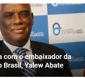 Entrevista com o Embaixador Yalew Abate