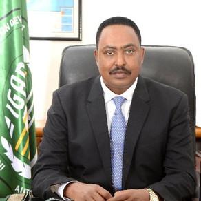 Dr. Workneh Gebeyehu Briefs on Ethio-America ties in Washington