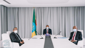 Prime Minister Abiy Ahmed held virtual talks with Sudanese Prime Minister