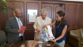 Ethiopia promotes investment opportunities to the Chamber of Commerce in RJ