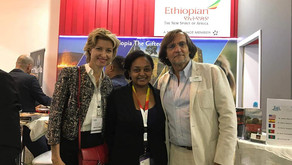 Ethiopia participated at the World Travel Market Latin America