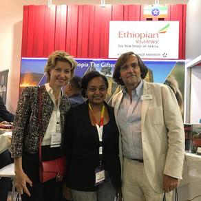 Ethiopia participated at the World Travel Market Latin America