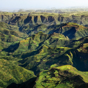 Updated list of Ethiopia`s National Parks