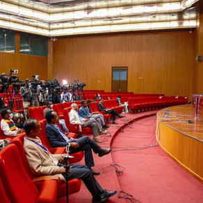Foreign Ministry's biweekly press briefing to the media