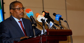 Foreign Minister Gedu Meets with Members of the Diplomatic Corps