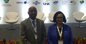 ETHIOPIA COLORFULLY PROMOTED AT WTM LATIN AMERICA