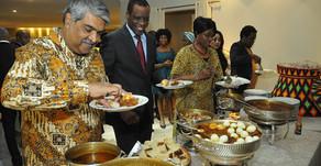 Embassy celebrates National Day colorfully