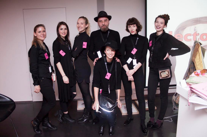 Hector&Wolf het Fashion Week Amsterdam 2016 team