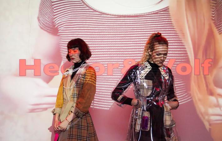 Hector&Wolf in Amsterdam, Fashion Week Amsterdam