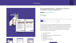 Review: Physiotutors Assessment Buch (E-Book) #gifted