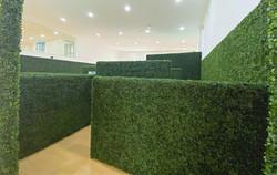 Artificial Maze