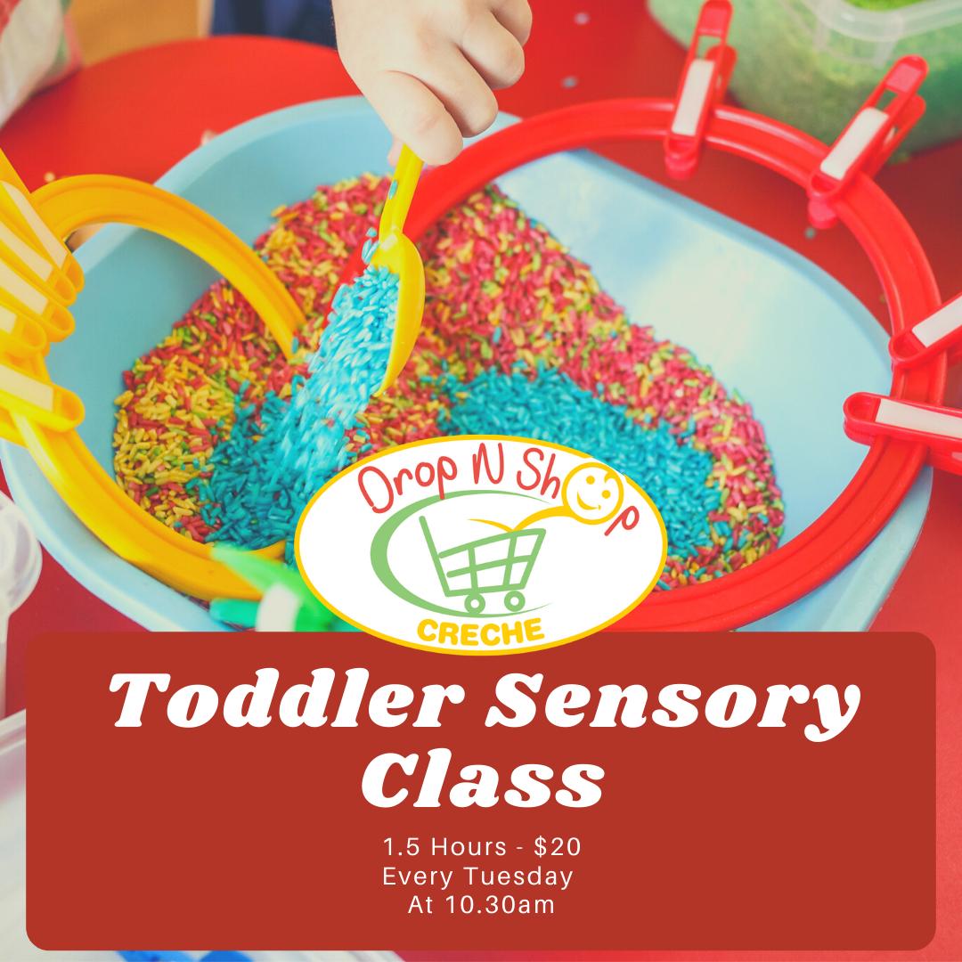 Toddler Sensory Class
